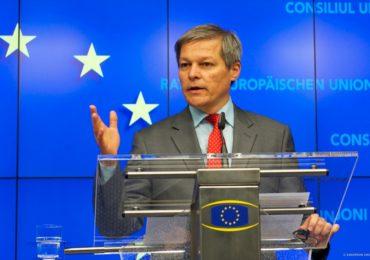 """Dacian Ciolos isi face partid. A depus actele pentru infiintarea partidului """"Mişcarea România Împreună"""""""