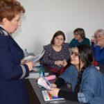 Politistii bihoreni au efectuat activitati de prevenire a violenţei domestice și a traficului de persoane la Universitatea Oradea
