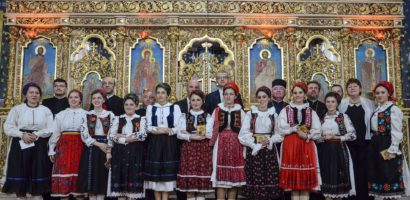 "ISJ Bihor, in parteneriat cu Biserica Ortodoxa, organizeaza Festivalul de pricesne ""La umbra Crucii Tale"""