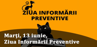 """Ziua Informarii Preventive"", marcata de ISU Crisana, in fiecare zi de marti 13"