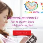 """Activitati """"pro-life"""" si """"pro-familie"""", in cadrul evenimentului """"Saptamana pentru viata"""" in Oradea"""