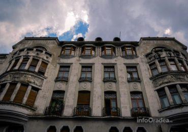 Palatul Ullmann din Oradea va fi reabilitat complet in urmatoarele 24 de luni