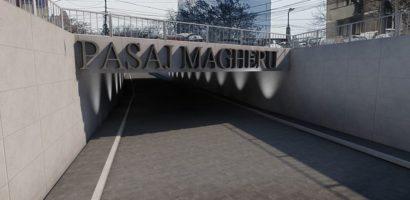 Start la construirea Pasajului Magheru si largirea Podului Dacia