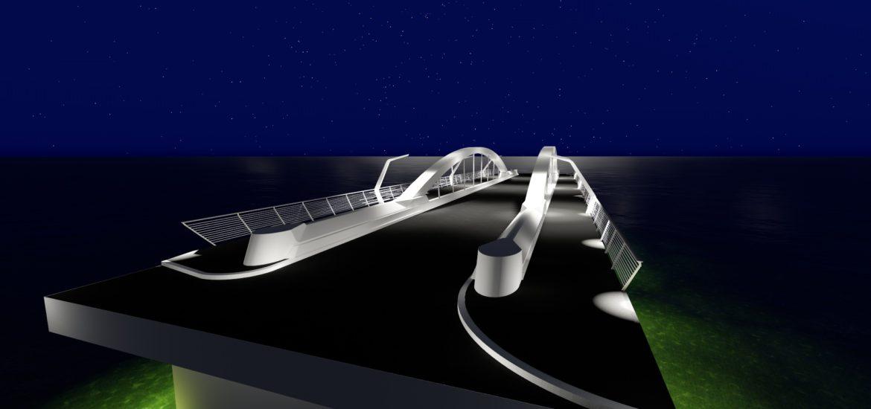InfoOradea va prezinta, in premiera, imagini cu Podul Centenarului (GALERIE FOTO)