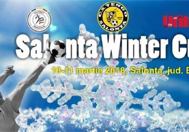 """La Salonta, maine si poimaine, se redeschide sezonul de futnet cu: """"Salonta Winter Cup"""""""