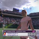 Simona Halep s-a calificat in semifinalele turneului de tenis Indian Wells