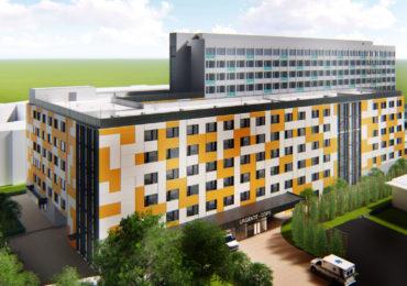 Studiul de fezabilitate finalizat la Spitalul Municipal Oradea. Cum va arata noua cladire (GALERIE FOTO)