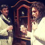 """Prima premieră a lunii Martie la Teatrul Regina Maria, spectacolul """"Variațiuni enigmatice"""""""