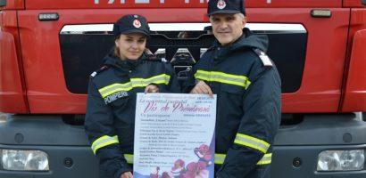 """""""Vis de primăvară"""" – Pompierii bihoreni va invita la un spectacol caritabil pentru copii grav bolnavi din Bihor"""