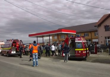 accident Sudrigiu 31.03.2018