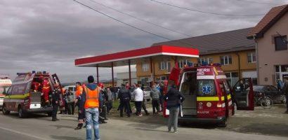 UPDATE Accident Sudrigiu! Doua femei si o minora au ajuns la spital, din cauza neatentiei la volan