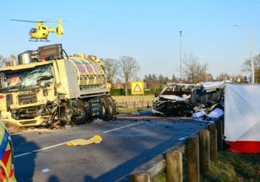 accident grab olanda 5 morti romani