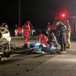 Accident grav in Cadea, un tanar de 20 de ani a murit iar altul se afla in stare grava