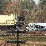 Cinci romani au murit si trei au fost raniti, intr-un grav accident de circulatie, petrecut ieri in Olanda