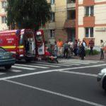 Un barbat a ajuns in stare grava la spital dupa ce a fost lovit de o masina pe o trecere de pietoni din Oradea