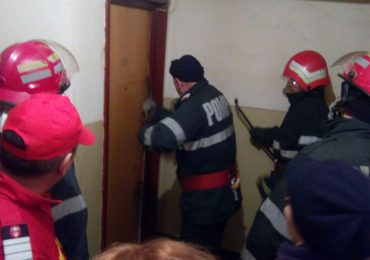 Un barbat a fost gasit mort in propria locuinta din Oradea, dupa o interventie ISU