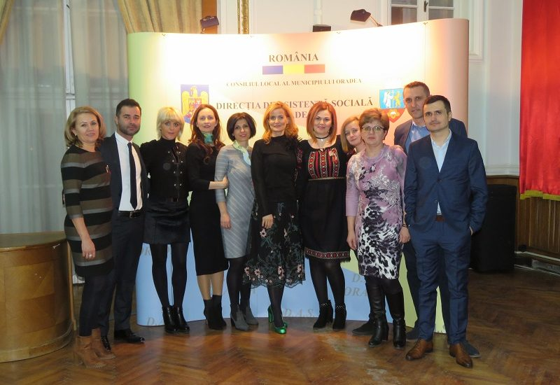 Ieri s-a desfasurat in Oradea, Gala Voluntariatului din domeniul social
