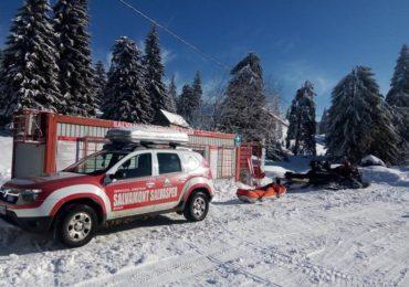 CJ Bihor va construi două centre medicale de urgenţă în zona montană, în Padiş şi Stâna de Vale si intentioneaza sa cumpere autospeciale Salvamont si Salvaspeo