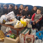 """Bihor: Elevii de la Oșorhei au inițiat proiectul """"Din suflet de copil"""""""