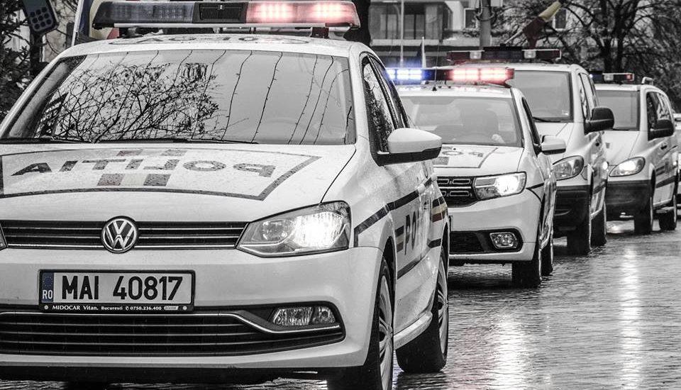 Urmarire in trafic in Oradea. Un barbat din Ineu, a fost imobilizat dupa ce nu a oprit la semnalul unui politist