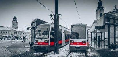 19 mil de euro pentru modernizarea tramvaielor din Oradea