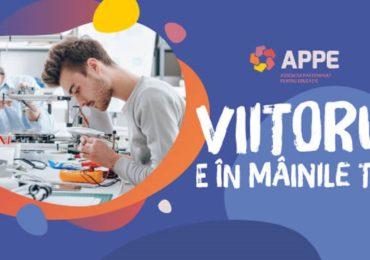 """Mai multe firme din Parcul Industrial Oradea, au constituit o asociatie: """"Parteneriat pentru Educatie"""". Ce avantaje ofera acestea elevilor inscrisi in invatamantul profesional dual"""