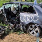 Accident mortal pe DN1 in localitatea Auseu, in urma impactului violent cu un copac