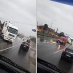 Accident mortal in Bors, unde un barbat a fost lovit pe o trecere de pietoni de un sofer din Oradea