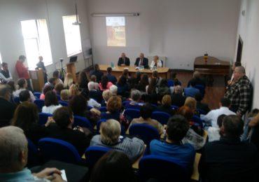 """""""Religia și biserica în viața actuală"""" conferință susținută de Andrei Marga la Oradea"""