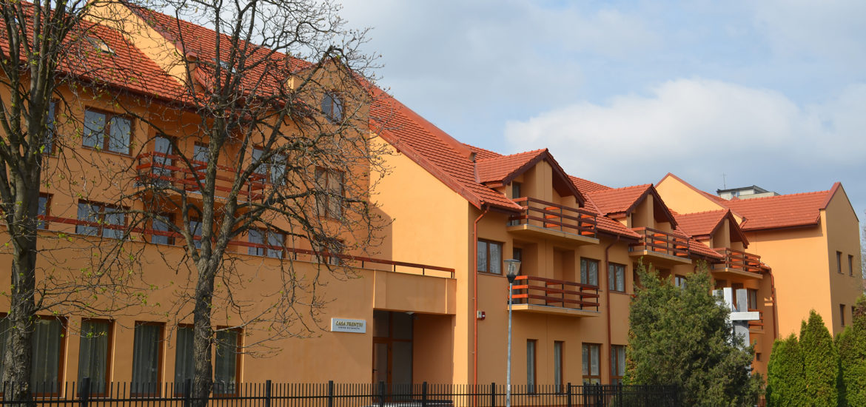 "Caritas Eparhial inaugureaza ""Casa Frentiu"". ""Nu este un azil, este casa unei batraneti intelepte"""