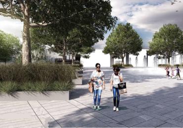 Proiect amenajare pietonal Cazaban Oradea