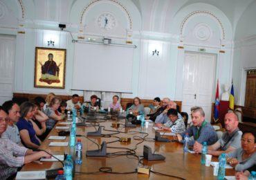 O delegatie a orasului Ceyrat, infratit cu Oradea, a facut o vizita la primarie