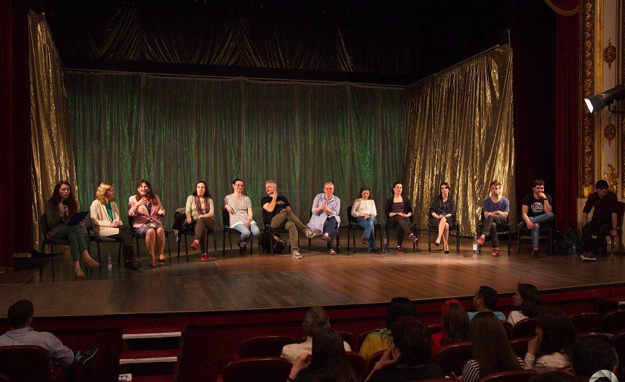 Autoarea britanică Nicola Wilson – discuție cu publicul la Teatrul Regina Maria
