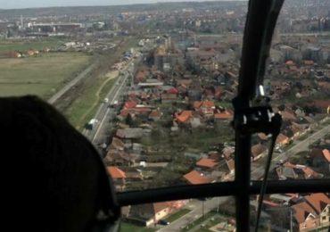 Monitorizare trafic DN1 ELICOPTER