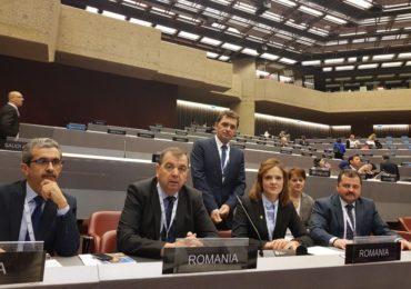 Deputatul Gavrila Ghilea la Geneva: Pacea este un mijloc de realizare a dezvoltării durabile
