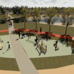 Primaria Oradea demareaza lucrarile la Coridorul Verde din Cartierul Grigorescu. Cum va arata zona