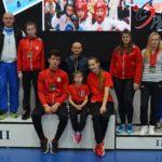 Victorii ale oradenilor, la Open-ul Ungariei de Taekwon-do