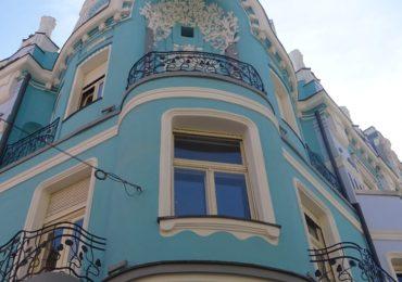 Palatul Moskovits Oradea