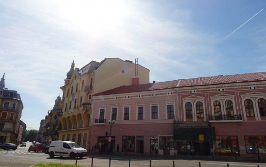 Inca o cladire istorica din Oradea a fost reabilitata, Piața Regele Ferdinand nr. 3