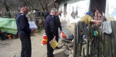 Pompierii bihoreni in sprijinul celor aflati in dificultate (FOTO)