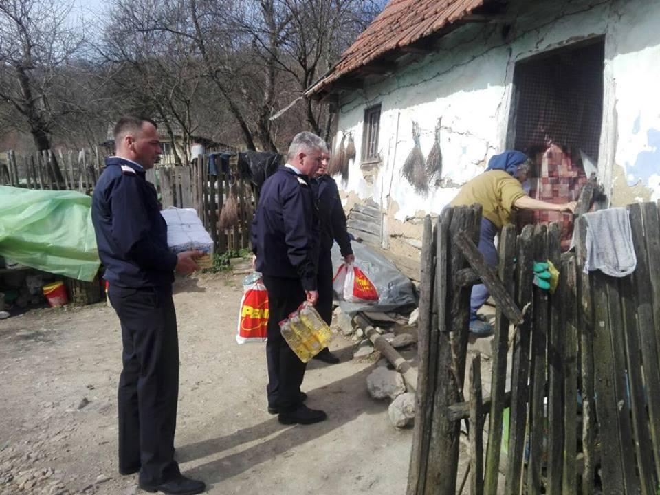 Pompieri bihoreni ajutoare Pasti 05.04.2018