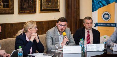 Un bihorean este liderul studentilor de la Universitatea Babes Bolyai din Cluj