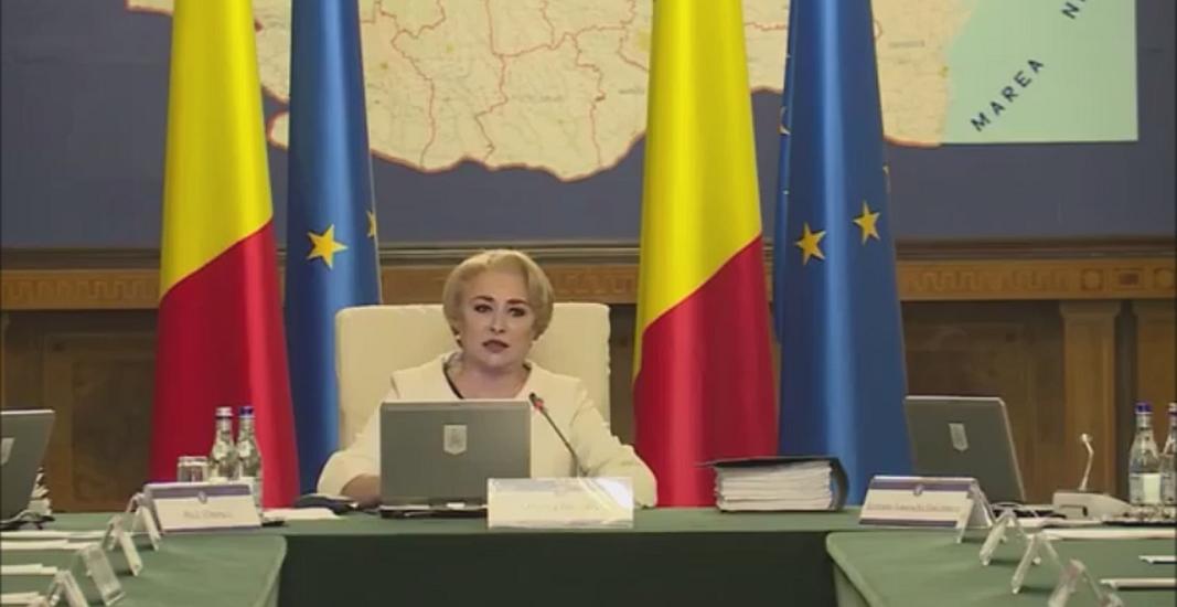"Viorica Dancila, gafa monumentala. ""Campionatul European din douazeci-douazeci"" (2020 – n.r.)  –  VIDEO"