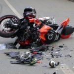 Motociclist accidentat in Baile Felix, dupa o manevra neregulamentara a unei soferite