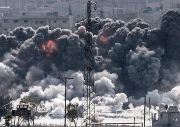 Operatiune comuna Franta, Marea Britanie si SUA, in Siria, in aceasta dimineata