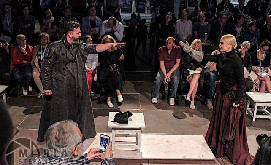 Teatrul Regina Maria la Festivalul Internațional Shakespeare de la Craiova