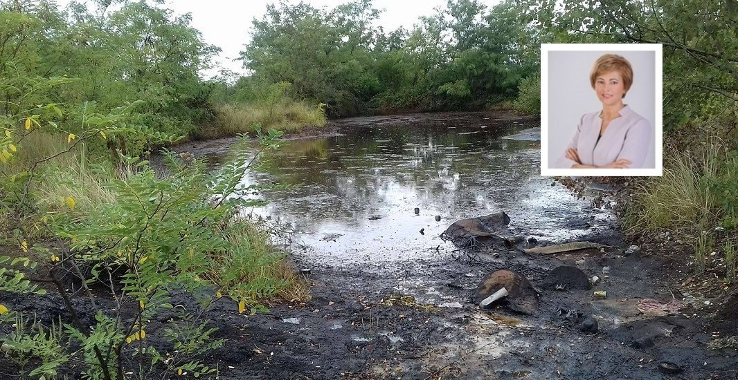 Florica Chereches: Derna, o bomba ecologica cu efect intarziat