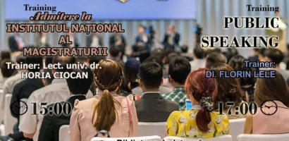 """Seminarul National """"STUDENȚII DE AZI, PROFESIONIȘTII DE MÂINE"""""""