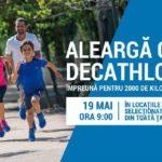 Aleargă cu DECATHLON în Parcul I.C.Brătianu din Oradea. Vezi programul