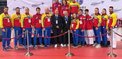 Oradenii Paskuj Sandor si David Sferle, vicecampioni europeni la Taekwon-do